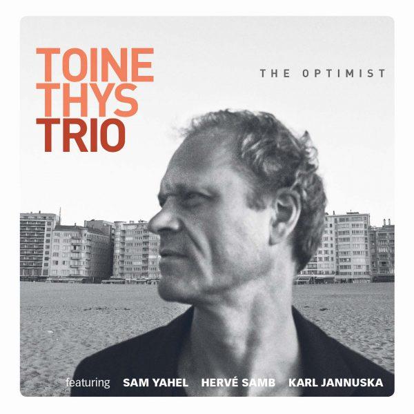 Herve Samb avec le Toine Thys Trio